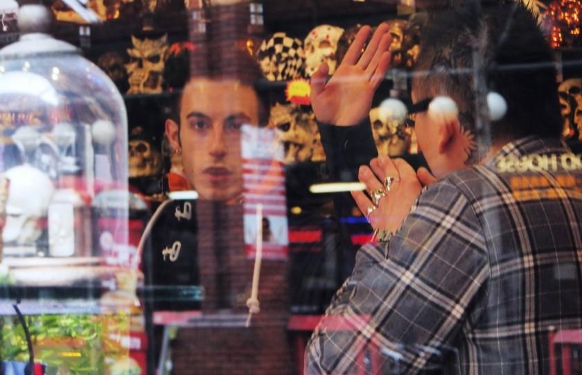 boutique de tête de mort