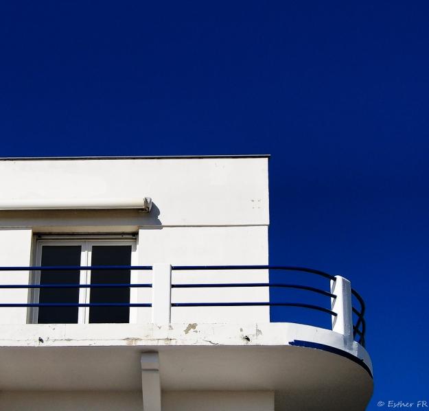 L'éternel bleu et blanc d'esther ;-)