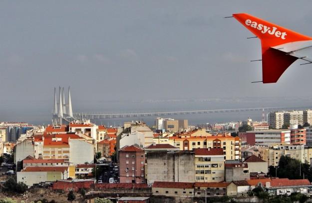 Le ciel de Lisbonne
